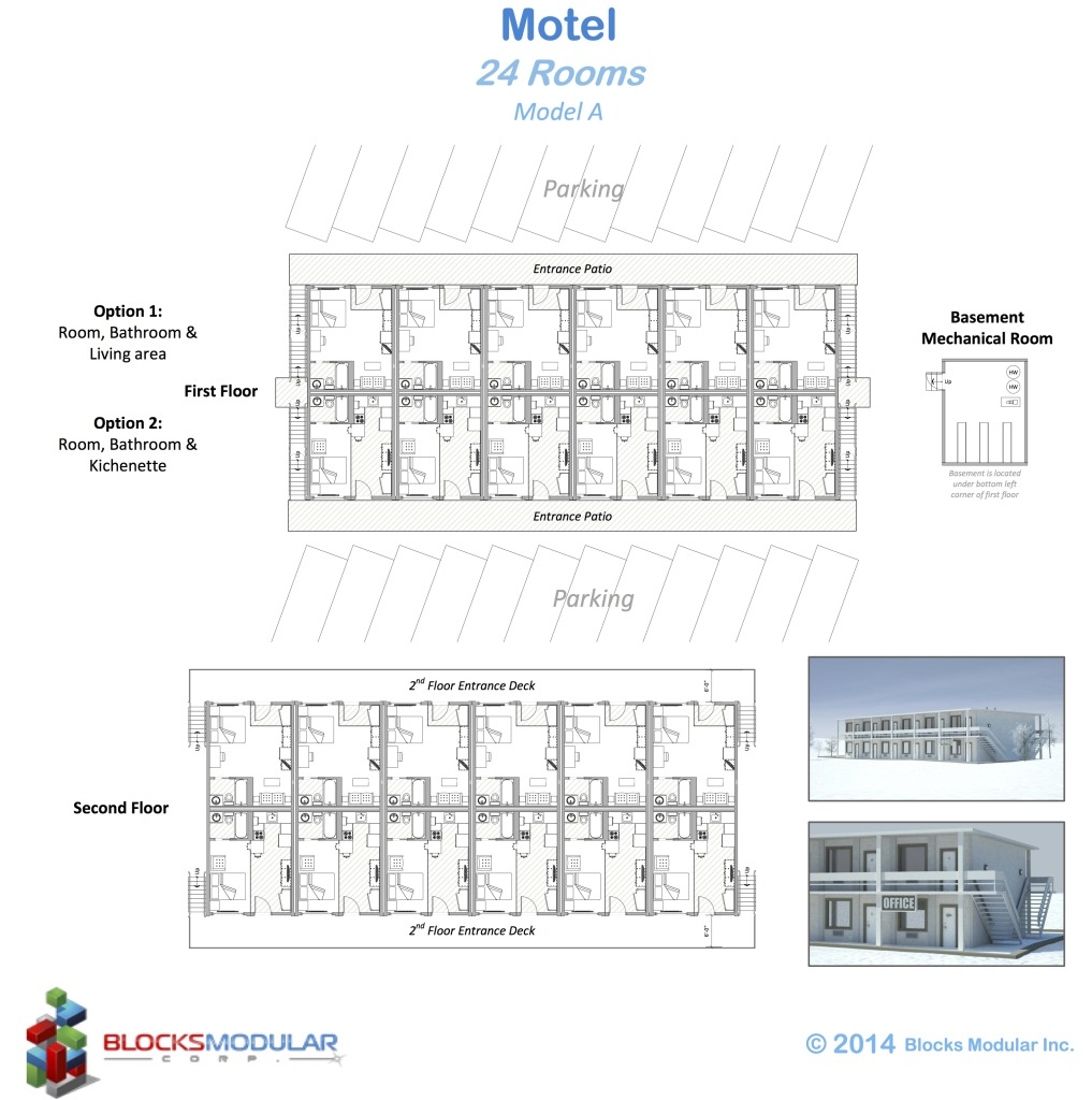 Motel-24plex Model A